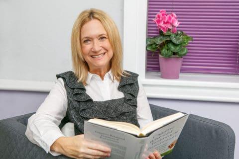 Marla Stromberg - cognitive behavioural therapist